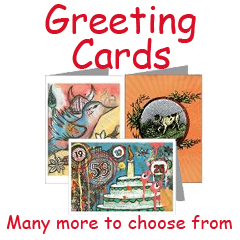 Pegeen's Greeting Cards