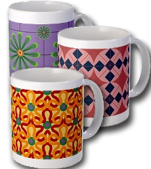 Pegeen's Cool Mug Designs